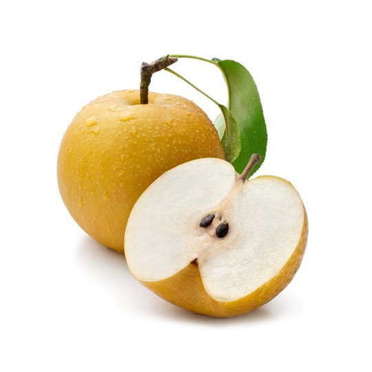 Asian pear reciepe