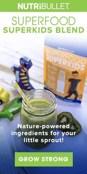 NutriBullet: SuperFood SuperKids - Shop Now on NutriLiving.com