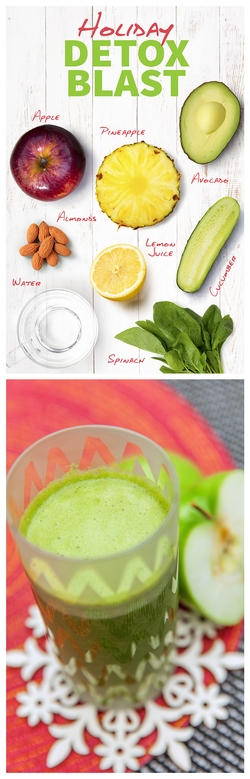 Holiday Detox Blast
